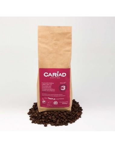Cariad Coffee Whole Bean 500g Home