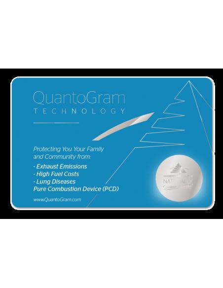 QuantoGram PCD - Buy 1 Get 1 FREE QuantoGram