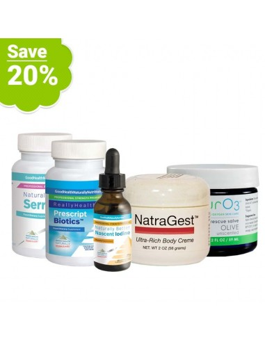 Acne Eczema Psoriasis Advanced Pack Pack Offers