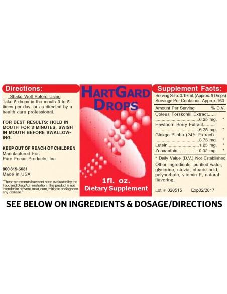 HartGard™ Heart Health