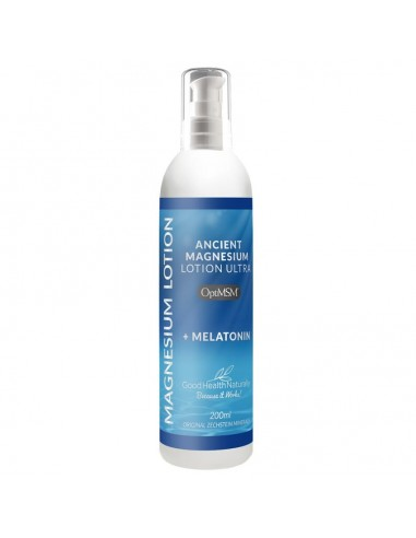 Ancient Magnesium Lotion with Melatonin 200ml Home