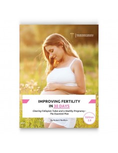 Health Book - Helping Fertility, By The Book Health Books
