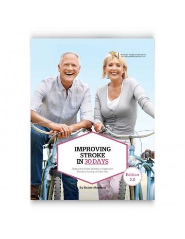 Health Book - Improving Stroke in 30 Days Health Books