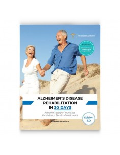 Health Book - Helping Alzheimer's, By The Book Health Books