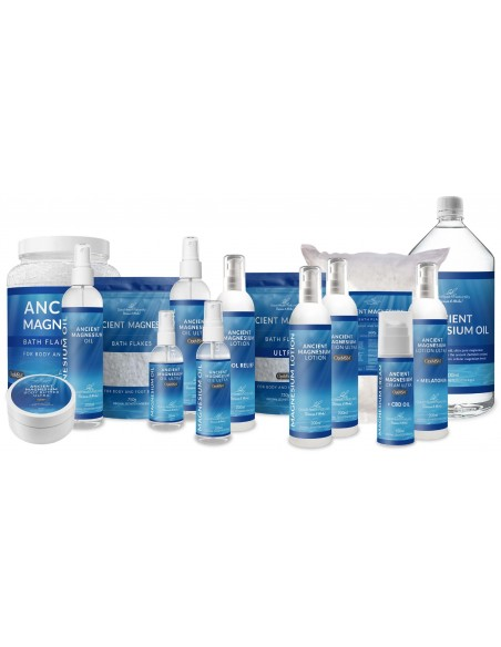 Ancient Magnesium Lotion Cool Relief 200ml - Buy 3 Get 1 FREE Home
