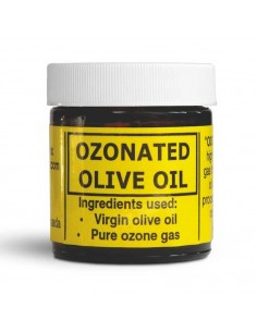 Ozonated Olive Oil Skin Care