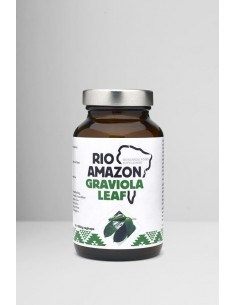 Rio Amazon Graviola Leaf 500mg Home