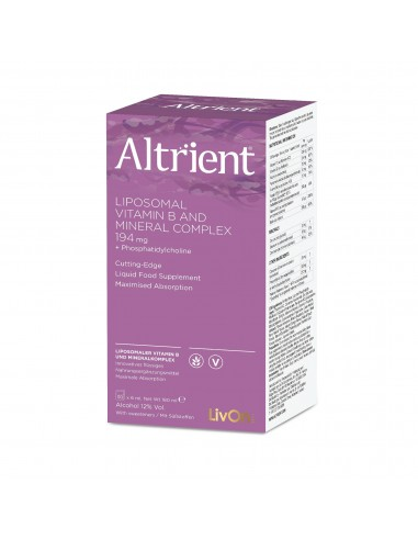 Altrient Liposomal Vitamin B Home