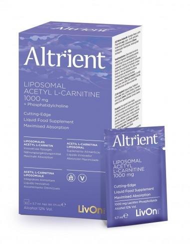 Altrient Liposomal Acetyl L-Carnitine Home