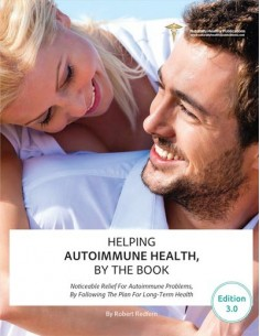 Health Book - Helping Autoimmune Health, By The Book Health Books