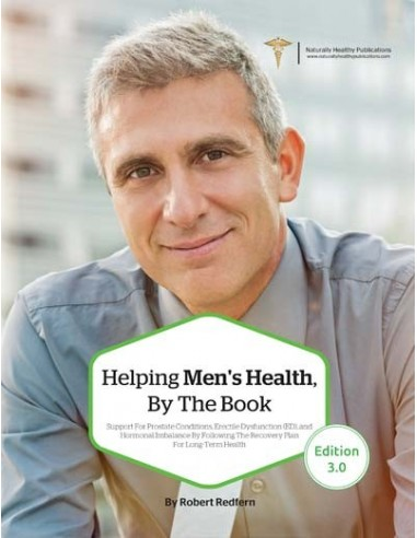 Health Book - Helping Men's Health, By The Book Health Books