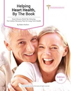 Health Book - Helping Heart Health, By The Book Health Books