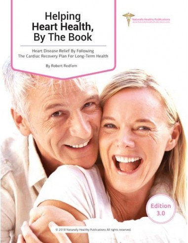 Health Book - Helping Heart Health, By The Book Health Books
