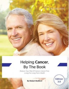 Health Book - Helping Cancer, By The Book Health Books