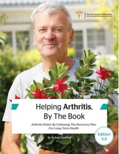 Health Book - Helping Arthritis, By The Book Health Books