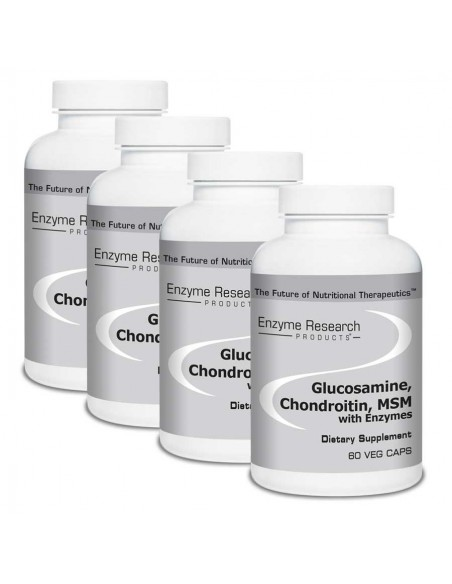 Glucosamine Chondroitin MSM Plus™ with MSM and Collagen - Buy 3 Get 1 FREE Home