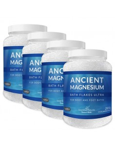 Ancient Magnesium Flakes Ultra 2kg - Buy 3 Get 1 FREE Home