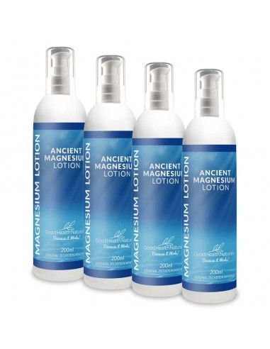 Ancient Magnesium Lotion 200ml - Buy 3 Get 1 FREE Home