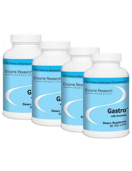 Gastro Enzyme Therapy - Buy 3 Get 1 FREE Pack Discounts