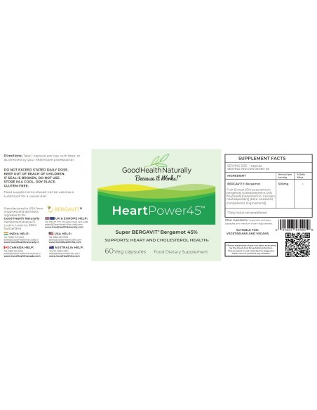 HeartPower45™ - Buy 3 Get 1 FREE Home