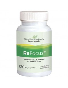 ReFocus® Vinpocetine Brain Memory