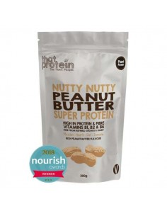 That Protein Powder – Nutty Nutty Peanut Butter 300gm Sport and Exercise Health