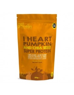 That Protein Powder – I Heart Pumpkin and Chia Seed 250gm Sport and Exercise Health