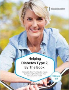 Health Book - Helping Diabetes Type 2, By The Book Health Books