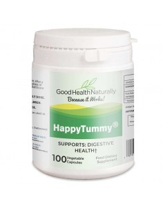 Happy Tummy™ Charcoal Capsules Digestive Health