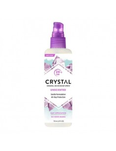 Crystal Body Deodorant Spray - 118ml A-Z Product List