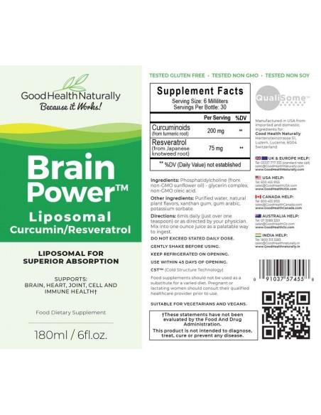 BrainPower Brain Memory