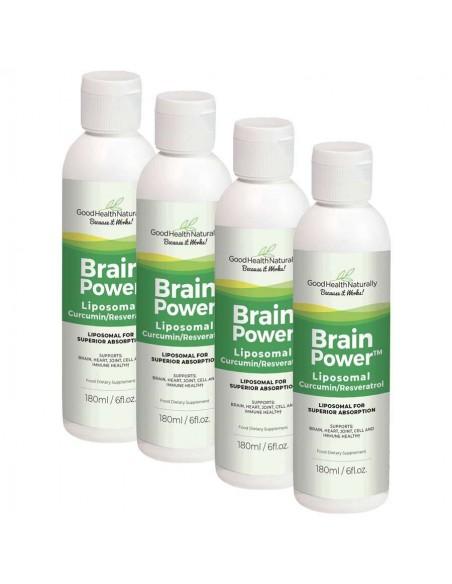 BrainPower - Buy 3 Get 1 Free Home
