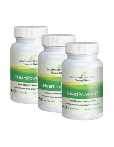 HeartPower45™ - Buy 2 Get 1 FREE Home