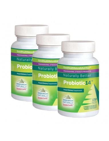Probiotic14™ Buy 2 get 1 FREE Home