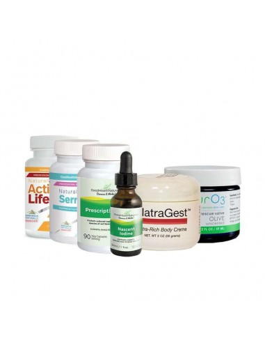 Acne, Eczema & Psoriasis Support Pack 2 - Ultimate Pack Offers