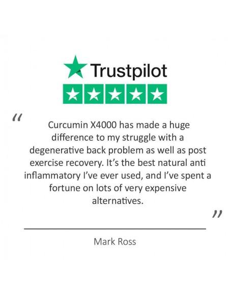 CurcuminX4000™ with Fenugreek Capsules Inflammation
