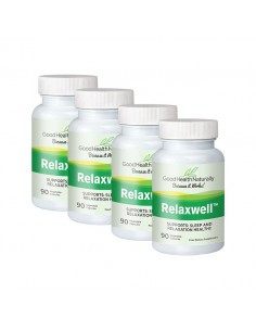 RelaxWell™ - Buy 3 Get 1 FREE Home