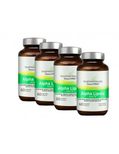 Alpha Lipoic Acid R - Buy 3 Get 1 FREE Pack Discounts