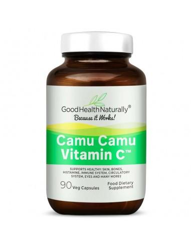 Vitamin C Camu Camu - 700mg - Buy 3 Get 1 FREE Home