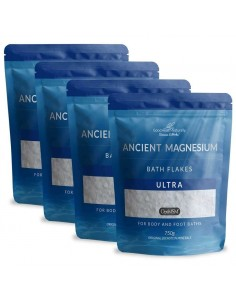 Ancient Magnesium Flakes Ultra 750g - Buy 3 Get 1 FREE Home