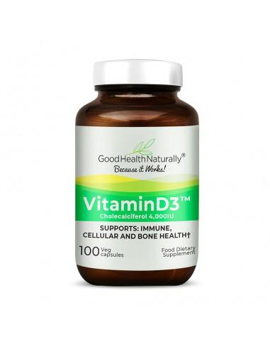 Vitamin D3 (4000 IU) Bone Health