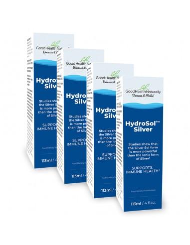 Hydrosol™ Silver 113mls - Buy 3 Get 1 FREE Silver
