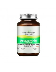 AstaXanthin with DHA Skin Care