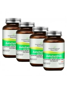 AstaXanthin with DHA - Buy 3 Get 1 FREE Home