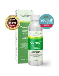 CureC™ - Liposomal Vitamin C with Quercetin Home