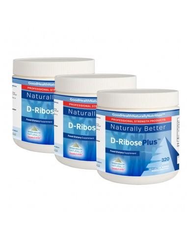 D-RibosePlus™ - Buy 2 Get 1 FREE Home