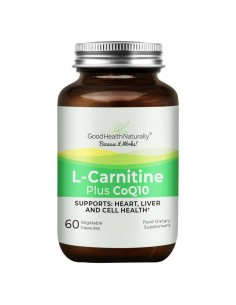 L-Carnitine Plus CoQ10 Home