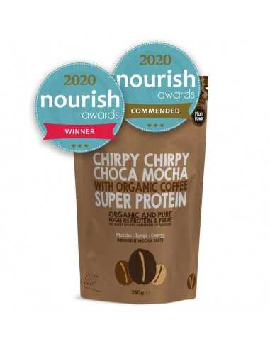 That Protein Powder – Chirpy Chirpy Choca Mocha 250gm Sport and Exercise Health