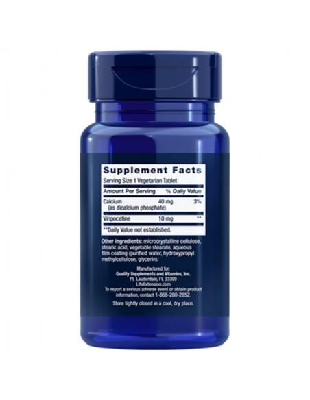 Life Extension Vinpocetine - 100 Tablets Home