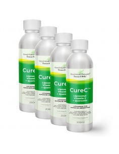 CureC with Quercetin - Buy 2 Get 2 FREE Home